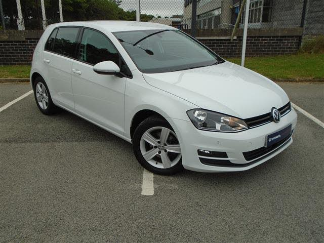 2014 Volkswagen Golf 1.4 Match 5d (64 reg)