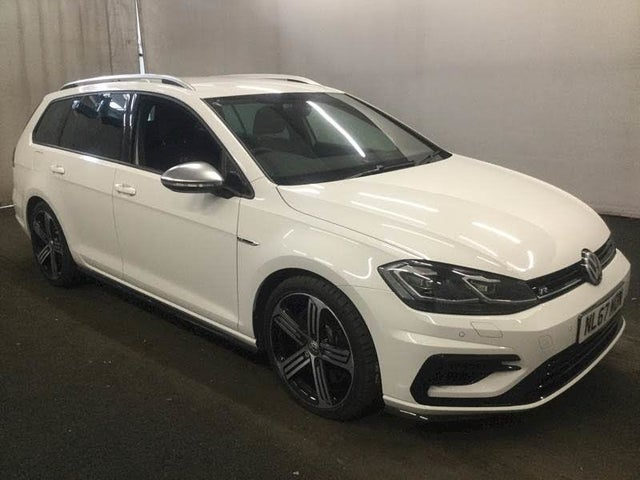2017 Volkswagen Golf 2.0 TSI R (310ps) 4Motion (s/s) Estate 5d DSG (67 reg)