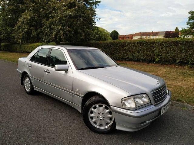 1999 Mercedes-Benz C-Class 2.4 C240 Elegance Saloon 4d