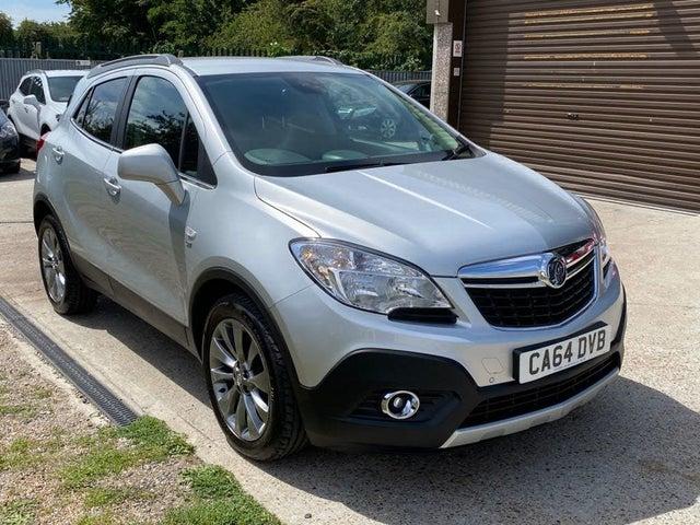 2014 Vauxhall Mokka 1.7CDTi SE (s/s) (64 reg)