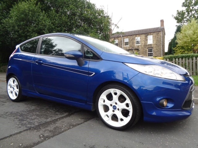 2011 Ford Fiesta 1.6 S1600 (134ps) (11 reg)
