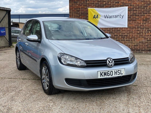 2010 Volkswagen Golf 1.4 Twist 5d (60 reg)