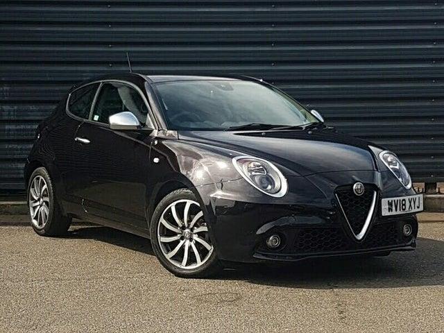 2018 Alfa Romeo MiTo 0.9 Super (18 reg)