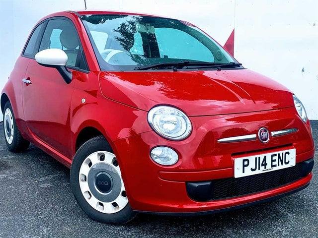 2014 Fiat 500 1.2 Colour Therapy (14 reg)