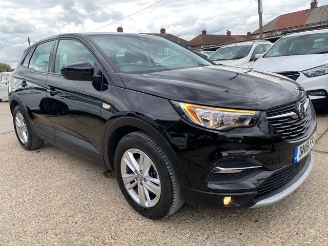 2018 Vauxhall Grandland X 1.2 SE (132ps) (18 reg)