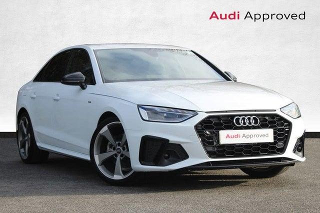 2020 Audi A4 (Z2 reg)
