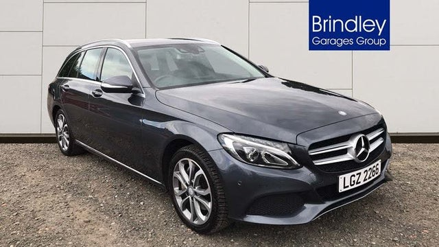 2015 Mercedes-Benz C-Class 2.1CDI C250 Sport (s/s) Estate 5d (Z2 reg)