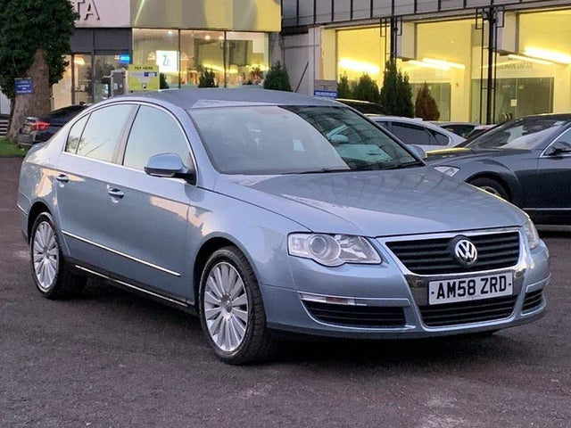 2009 Volkswagen Passat 2.0TD Highline CR (140ps) Saloon 4d (58 reg)