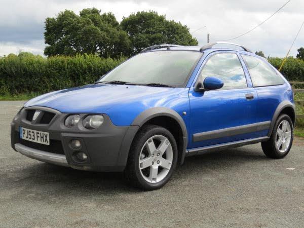 2003 Rover Streetwise 1.4 S 3d (53 reg)