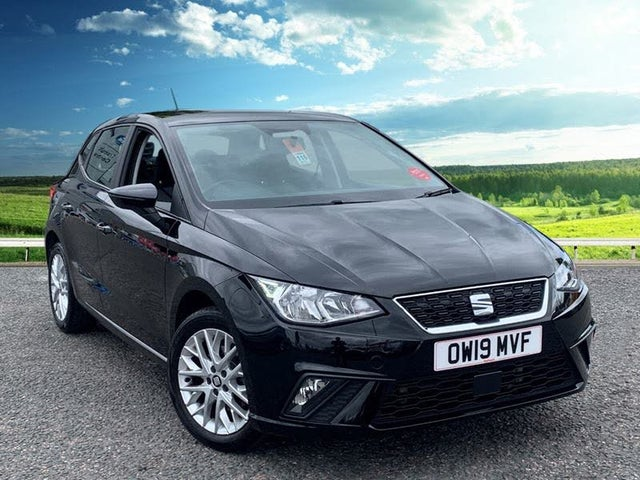 2019 Seat Ibiza 1.6TDI SE Technology (95ps) (19 reg)