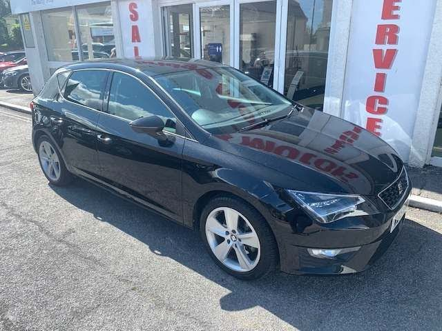 2015 Seat Leon 2.0TDI FR Tech Pack (150ps) Hatchback 5d (15 reg)