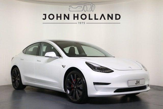 Used Tesla Model 3 for sale in Nottingham - CarGurus