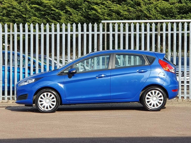 2013 Ford Fiesta 1.25 Style (82ps) 5d (13 reg)
