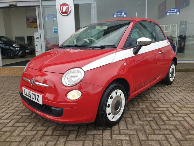 2015 Fiat 500 1.2 Colour Therapy (s/s) (15 reg)