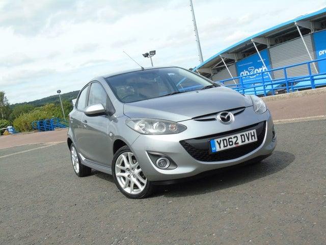 2012 Mazda Mazda2 1.5 Sport (103ps) 5d (62 reg)