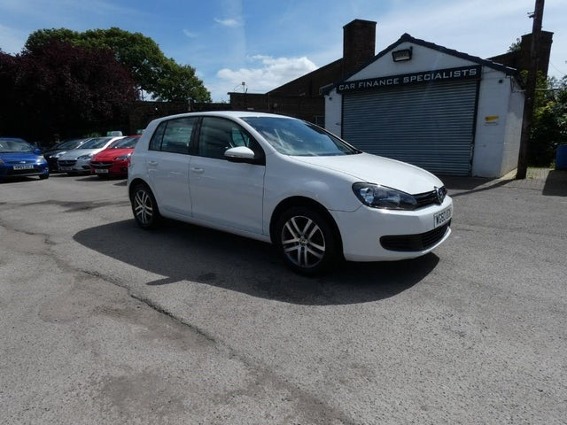 2011 Volkswagen Golf 1.4 Twist 5d (60 reg)