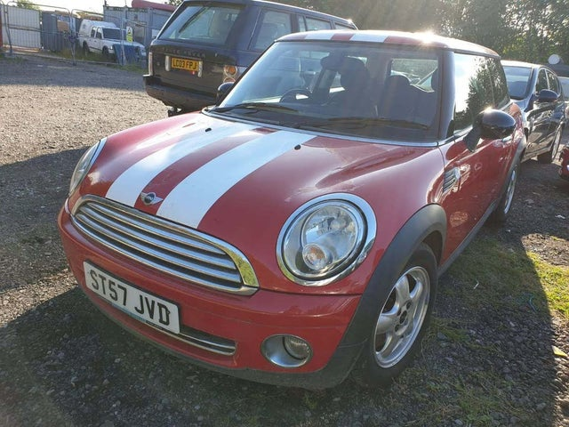 2007 MINI Cooper 1.4 One (Pepper) (57 reg)