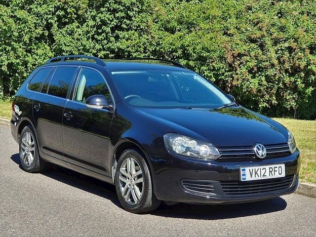 2012 Volkswagen Golf 1.6TD Blue Motion SE (12 reg)
