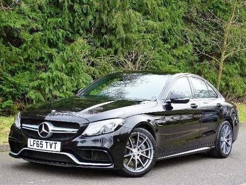 2015 Mercedes-Benz C-Class 4.0 C63 AMG (476ps) (s/s) Saloon 4d Auto (65 reg)