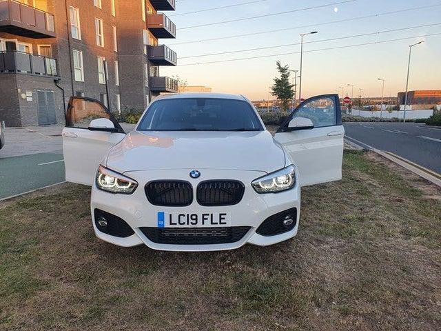 2019 BMW 1 Series 1.5TD 116d M Sport Shadow Edition (s/s) 5d Auto (19 reg)