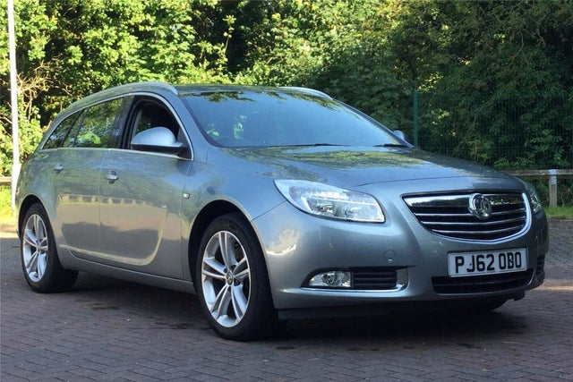 2013 Vauxhall Insignia 2.0CDTi Exclusiv (160ps) Estate 5d (62 reg)