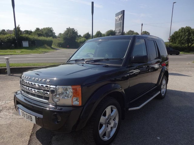 2007 Land Rover Discovery 3 (SV reg)