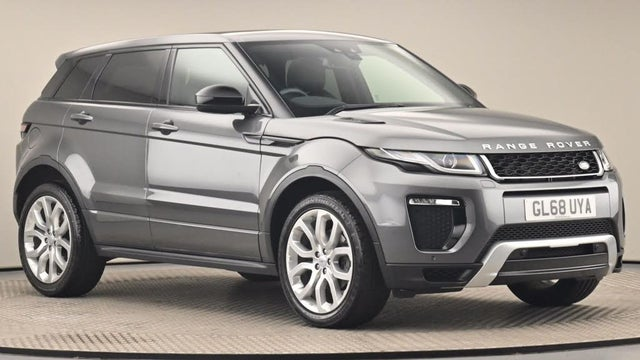 2019 Land Rover Range Rover Evoque 2.0Td4 HSE Dynamic AWD (s/s) Hatchback 5d Auto (68 reg)