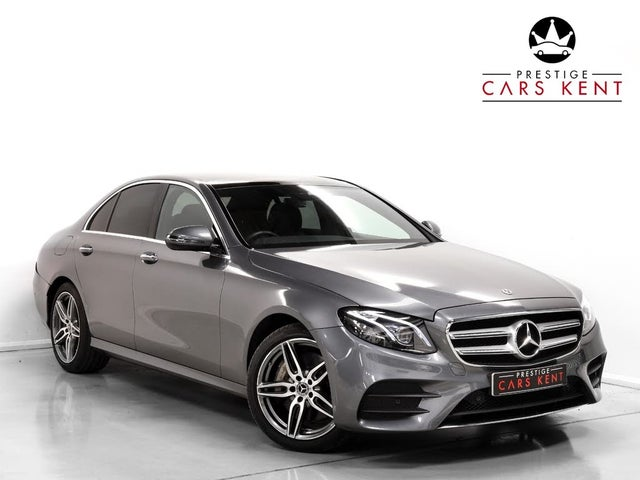 2019 Mercedes-Benz E-Class 3.0 d E400d AMG Line (Premium Plus) Saloon 4d Plus (68 reg)