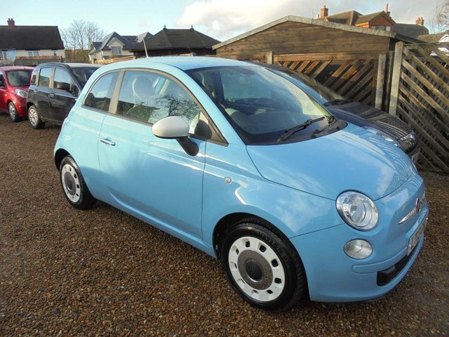 2013 Fiat 500 1.2 Colour Therapy (13 reg)