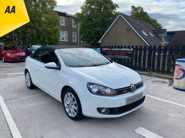 2014 Volkswagen Golf 2.0TD SE (14 reg)