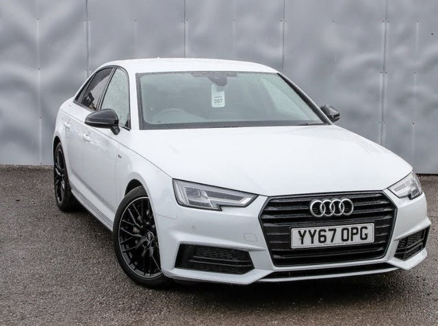 2017 Audi A4 2.0TDI Black Edition (150ps) (67 reg)