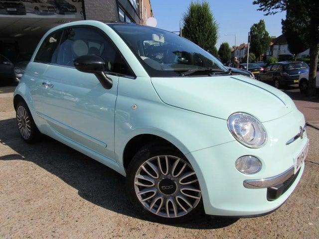 2014 Fiat 500 0.9 CULT (85bhp) (s/s) (64 reg)