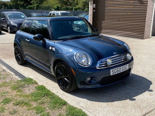 2010 MINI Cooper 1.6 Cooper (Chili) Hatchback 3d (60 reg)