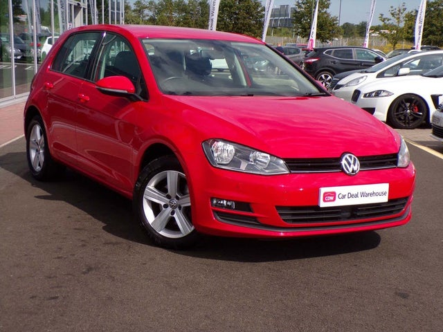 2014 Volkswagen Golf 1.4 Match 5d (14 reg)