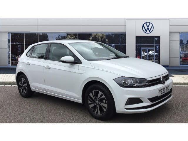 2020 Volkswagen Polo 1.0 TSI SE (20 reg)