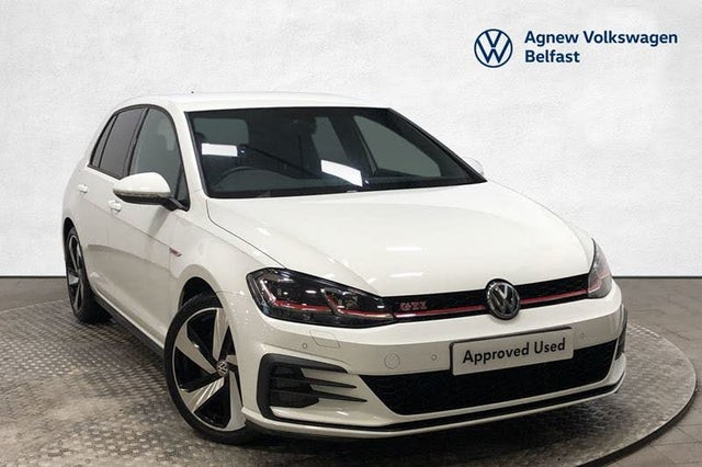 2019 Volkswagen Golf 2.0 TSI GTI Performance 5d (Z7 reg)