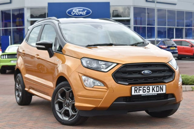 2020 Ford EcoSport 1.0T ST-Line (125ps) (69 reg)