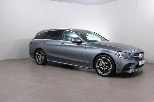 2019 Mercedes-Benz C-Class 2.0d C300d AMG Line (245ps) (s/s) Estate 5d (19 reg)