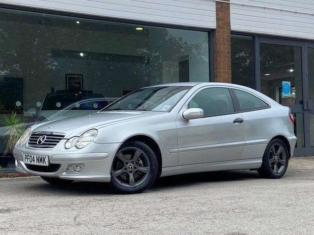 2004 Mercedes-Benz C-Class 1.8 C180 Kompressor SE auto (04 reg)
