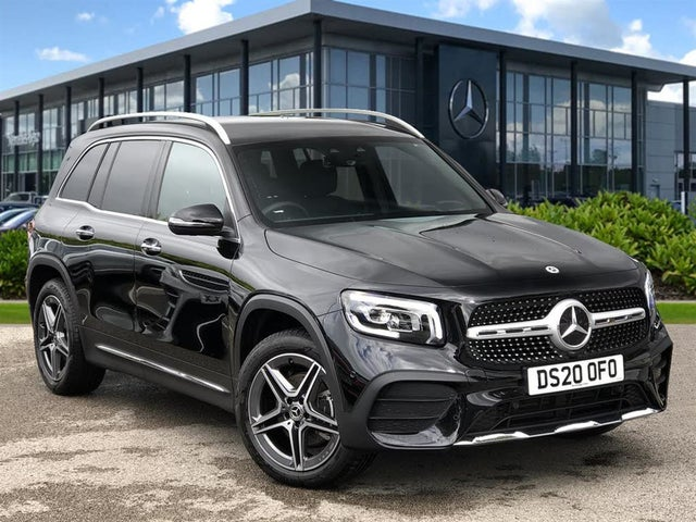 Used Mercedes-Benz GLB-Class GLB200d AMG Line Premium for ...