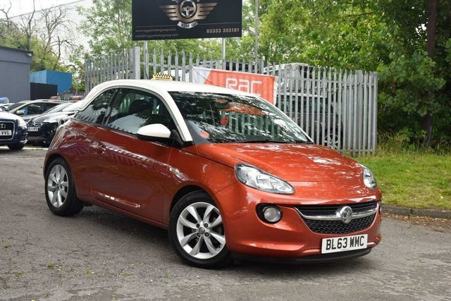 2014 Vauxhall ADAM 1.4 JAM (87ps) (63 reg)