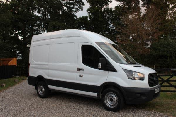2017 Ford Transit 2.0TDCi 350 L2H3 (130PS)(EU6) RWD Panel Van (17 reg)