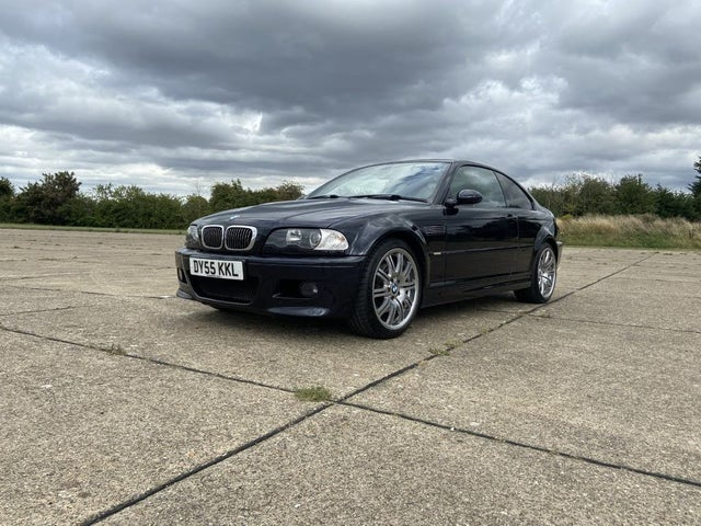 2005 BMW 3 Series 3.2 M3 Coupe Sequential (55 reg)