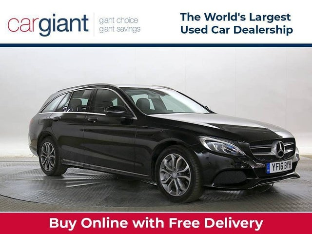 2016 Mercedes-Benz C-Class 2.0 C350e Sport (293ps) Estate 5d (16 reg)