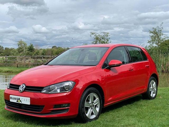 2014 Volkswagen Golf 1.6TDI Match 5d (64 reg)
