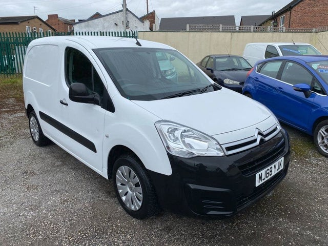 2018 Citroen Berlingo 1.6TD L1 850 Enterprise Special Edition Panel (68 reg)
