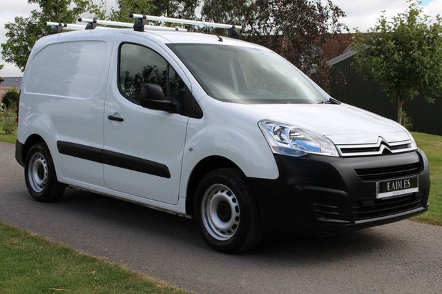2018 Citroen Berlingo 1.6TD L1 625 LX (100)(EU6) Panel (67 reg)