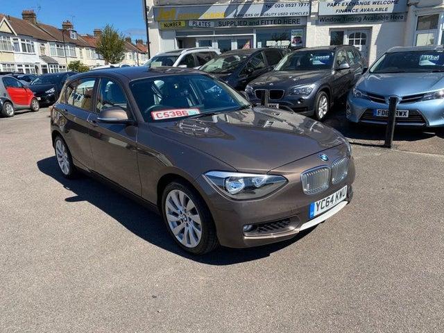 2014 BMW 1 Series 1.6 116i Urban (s/s) 5d (64 reg)