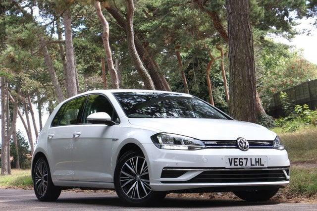 2017 Volkswagen Golf 1.5 TSI SE Nav Hatchback 5d (67 reg)