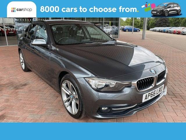2017 BMW 3 Series 2.0TD 320d Sport Saloon 4d (66 reg)